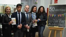 El IES Isla Verde de Algeciras celebra su 50 aniversario