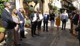 Landaluce preside la celebración del Día Internacional de la Enfermería