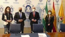 La Fundación Cepsa refuerza la colaboración social con Algeciras