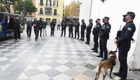 Dos nuevos vehículos para la Unidad de Respuesta Operativa de Algeciras