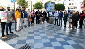 Inaugurada la exposición de Diverciencia Algeciras