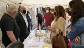 La asociación Orión conciencia sobre las donaciones en Algeciras