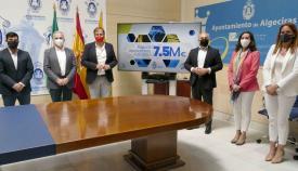 Emalgesa Algeciras invertirá 7.5 millones en mejoras hidráulicas