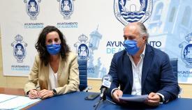 Comunidades de vecinos de Algeciras obtienen ayudas en el Consistorio