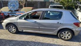 Detenida en Algeciras una pareja que atracó dos establecimientos en San García