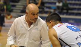 La ULB confirma a Juan Antonio Cabeza como su nuevo entrenador