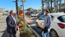 Landaluce apuesta por una Algeciras más verde, sostenible y resiliente