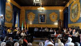 El Ayuntamiento de Algeciras culpa al PSOE de hacer política con la epidemia