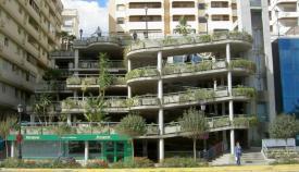 Avanza el proceso para el estudio de demolición del parking Escalinata