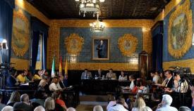 El Ayuntamiento celebrará mañana el primer pleno telemático de su historia