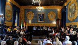 El pleno extraordinario sobre las medidas antiCovid en Algeciras, este mes