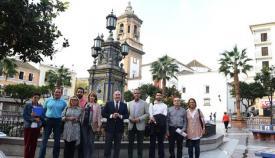 El alcalde destaca los datos del crecimiento económico de Algeciras