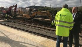 Landaluce se une al manifiesto de mejora del tren de Andalucía Bay 20.30