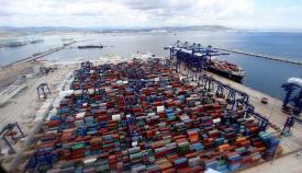 Los estibadores del puerto de Algeciras supera su récord de nombramientos