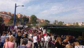 El viernes abrirán el mercadillo y el Ingeniero Torroja en Algeciras