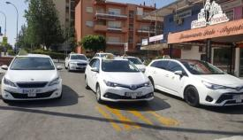 Adelante Algeciras presenta una moción de apoyo al sector del taxi