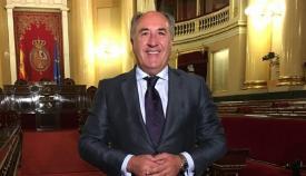Landaluce afirma que el Brexit 'supone una fecha histórica, pero triste'