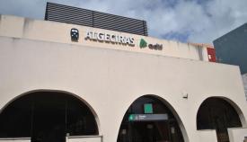 El tráfico ferroviario entre Algeciras y Bobadilla, cortado tres semanas