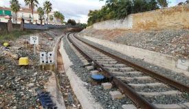 Landaluce reclama que la Algeciras-Bobadilla deje de sufrir más retrasos
