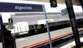 Una avería de 29 minutos provoca otro retraso en el tren Algeciras-Madrid