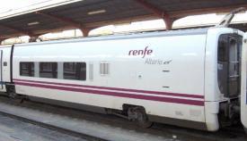 El tren que une Algeciras con Madrid sufre su tercera avería en tres días