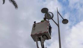 Algeciras recibe más de cuatro millones de euros para renovar el alumbrado público