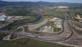 El inicio de la segunda fase del Área Logística Bahía de Algeciras, en octubre