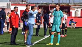 El Algeciras renueva al centrocampista Yago Pérez
