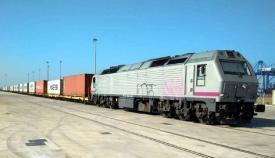 El tráfico de tren de mercancías con Algeciras se restablecerá en horas