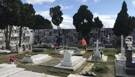 Los cementerios de Algeciras, desde mañana sin límite de aforo y horario reducido