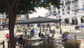 Algeciras suspenderá temporalmente las tasas a los bares