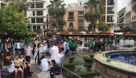Landaluce felicita a Diverciencia y al Huerta de la Cruz por sus premios