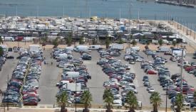 Un detenido en Algeciras por robos con fuerza en vehículos