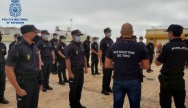 La Policía incorpora a 88 agentes en prácticas a La Línea y Algeciras
