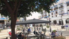 Algeciras autorizará instalar terrazas en zonas de aparcamiento