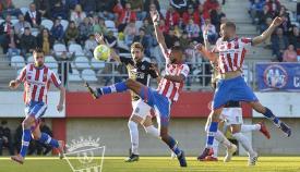 El Algeciras-Balona, el domingo 3 a las 12.00 horas en el Nuevo Mirador