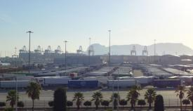 El Puerto de Algeciras suma hasta febrero 15'9 millones de toneladas
