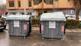 La basura podrá ser depositada en Algeciras entre las 18 y 22 horas