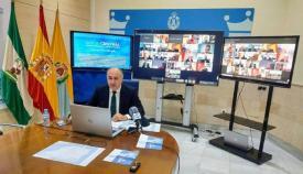 Landaluce aboga por la unidad respecto a las infraestructuras ferroviarias