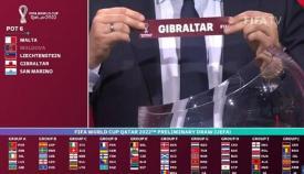 Gibraltar ya conoce a sus rivales en la fase de clasificación para el Mundial