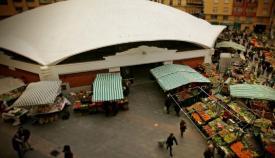El concurso 'Las puertas del Mercado Ingeniero Torroja', en su fase final