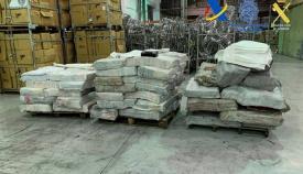 Nueva operación contra el tráfico de cocaína que salpica a Algeciras