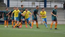 El Algeciras-Las Palmas Atlético, aplazado por los positivos en los canarios