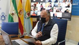 Landaluce insiste en la necesidad de seguir limitando la movilidad