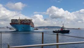 Algeciras registra en septiembre su mayor volumen de carga ferroviaria