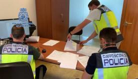 Destapan un fraude a la Seguridad Social en Algeciras con tres detenidos