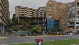El pleno aprueba el cierre del parking 'Escalinata' de Algeciras