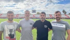 El Algeciras cierra el fichaje del técnico Iván Ania