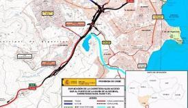 Licitadas las obras de duplicación del acceso sur al Puerto por 52,49 millones