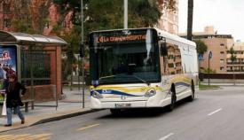 La huelga de autobuses de Algeciras de este martes, desconvocada